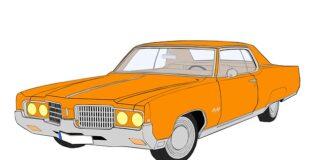 Jak narysować auto